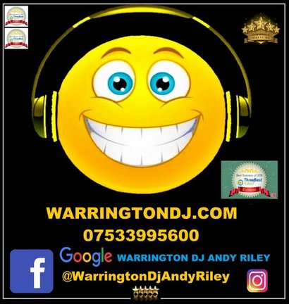 Warrington dj